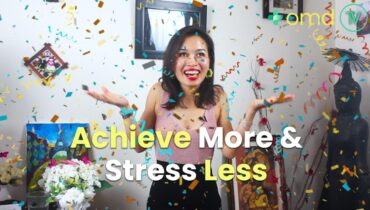 How to Achieve More With Less Stress