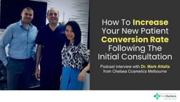 How To Increase Your New Patient Conversion Rate Following The Initial Consultation