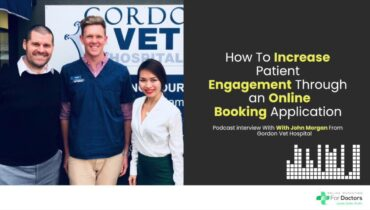 Increasing Patient Engagement Through an Online Booking Application