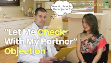How to deal with partner objection