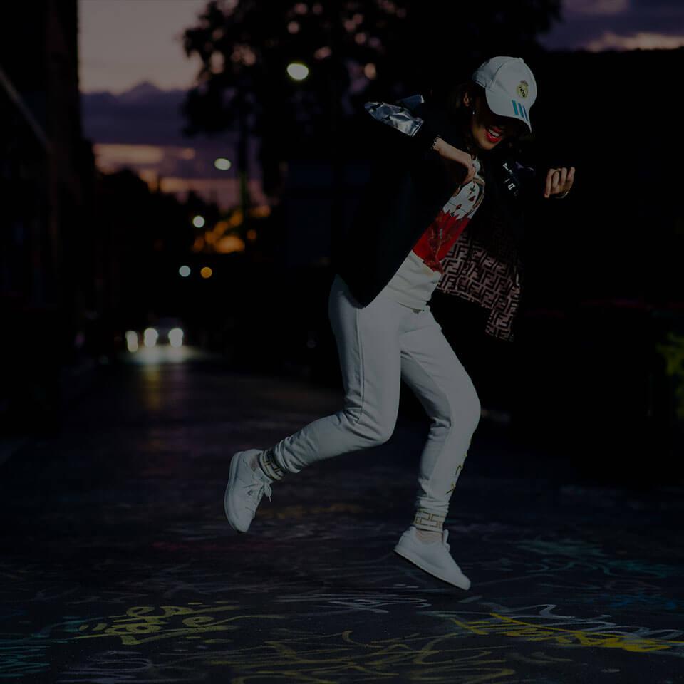 huyen truong hip hop dancer