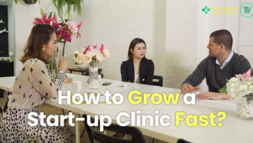 how to grow a start up clinic fast