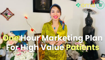 This One Hour Marketing Plan Will Generate High Value Patients